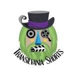 logo transilvania shorts green mic