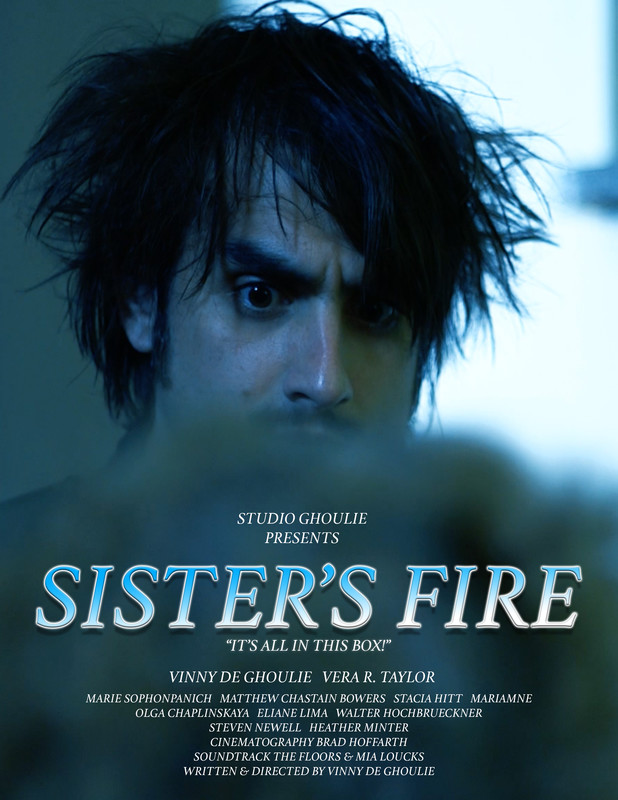 Transilvania Shorts, Spring Edition 2016_SISTER'S FIRE_POSTER