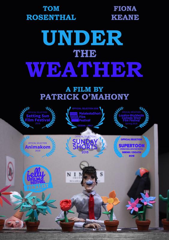 under-poster